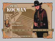 Petr Kocman Band - Country music